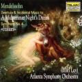 孟德爾頌:仲夏夜之夢/第四號交響曲《義大利》  Mendelssohn:Overture & Incidental