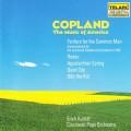 柯普蘭:「阿帕拉契之春」等管弦樂精選 Copland:The Music of American