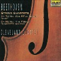 貝多芬:兩首弦樂四重奏  Beethoven:String Quartets