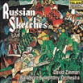俄羅斯素描  Russian Sketches∕Zinman - Baltimore Symphony
