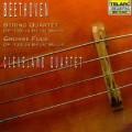 貝多芬:弦樂四重奏作品130、133/克里夫蘭弦樂四重奏  Beethoven: Quartet, Op.130 . Grosse Fuge, Op.133 / Cleveland Quartet