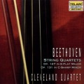 貝多芬:弦樂四重奏作品127、131  Beethoven:String Quartets,Op.127 And Op.131 Cleveland Quartet