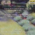 巴伯:「小提琴協奏曲」、「鋼琴協奏曲」、「回憶曲」 Barber: Violin Concerto, Op. 14 & Piano Concerto, Op. 38 / Yoel Levi/Atlanta Symphony Orchestra/Robert McDuffie/Jon Kimura