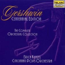蓋希文百年誕辰紀念專輯--管弦樂全集  Gershwin: Complete Orchestral Collection. Centennial Edition