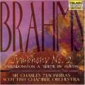 布拉姆斯:第二號交響曲,作品73    海頓主題變奏曲  Brahms:Symphony No. 2