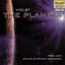 霍爾斯特:行星組曲 Holst:The Planets (Yoel Levi / Atlanta SO)