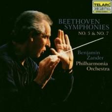 貝多芬:第五、七號交響曲  Beethoven : Symphony NO.5 And Symphony NO.7 Zander / Philharmonia Orchestra
