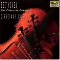 貝多芬,弦樂四重奏全集/克里夫蘭弦樂四重奏 (9CD)