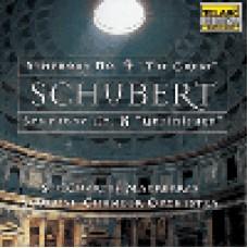 舒伯特:第八號「未完成」交響曲∕第九號「偉大」交響曲  Schubert:Symphony No. 9 《The Great》