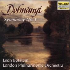 杜南伊:第一號交響曲 Dohnanyi:Symphony No. 1 in D Minor