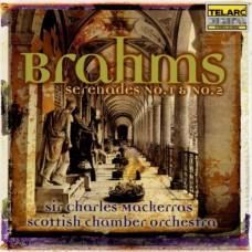 布拉姆斯:第1、2號小夜曲  Brahms : Serenades NO.1 And NO.2 Mackerras / Scottesh Chamber Orchestra