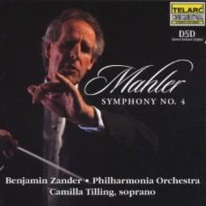 馬勒:《第4號交響曲》   Mahler:Symphony No.4 Zander / Philharmonia Orchestra
