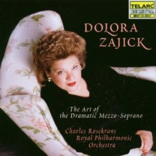 朵蘿拉.札吉克/  戲劇次女高音的藝術  Dolora Zajick : The art of the dramatic mezzo-soprano