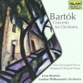 巴爾扥克:管弦協奏曲、匈牙利農民歌  Bartok : concerto for orchestra / Orchestral pieces / peasant songs  Botstein / London Philharmonic orchestra