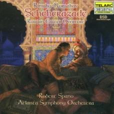 林姆斯基.高沙可夫《天方夜譚》  rimsky-korsakov:scheherazade.Russian easter overture spano / Atlanta Symphony Orchestra