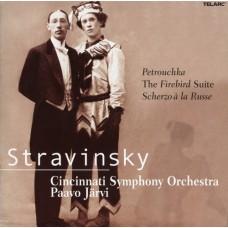 史特拉汶斯基:《彼得洛希卡》/《火鳥組曲》/《俄羅斯詼諧曲》  Stravinsky: Petrouchka.Scherzo a la Russe.The Firebird Suite