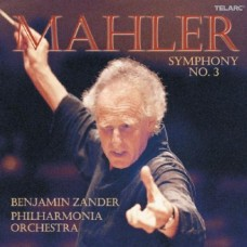 馬勒:《第3號交響曲》 Mahler:Symphony No.3 / Benjamin Zander (3CD)