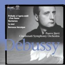 德布西:《牧神的午後前奏曲》/《夜曲》/《海》/《英雄搖籃曲》  Debussy: Prelude to the Afternoon of a Faun, Nocturnes, La mer and Berceuse heroique //Cincinnati Symphony Orchestra