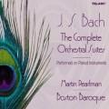 巴哈:《管弦樂組曲》全集   J.S.Bach The Complete Orcherstral Suites