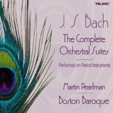 巴哈:《管弦樂組曲》全集   J.S.Bach The Complete Orcherstral Suites