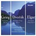 葛利格:《霍堡組曲,Op.40》/德弗札克:《弦樂小夜曲,Op.22》/艾爾加:《弦樂小夜曲