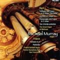 巴哈:帕薩卡利亞舞曲、觸技曲、幻想曲與賦格∕法朗克:A大調幻想曲∕田園曲   Organ Music Of Johann Sebastian Bach And Cesar Franck