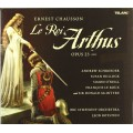 蕭頌:歌劇《亞瑟王》全曲 3CD  Chausson: Le Roi Arthus