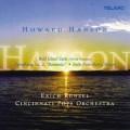 韓森:《峭岸島組曲》/《第二號交響曲(浪漫)》/《快樂山組曲》  Sympyhonic Music of Howard Hanson / Eric Kunzel . Cincinnati Pops Orchestra