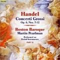 韓德爾:大協奏曲作品六第7-12號  Handel Concerti Grossi Op.6 Nos.7-12
