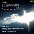 布拉姆斯:「德意志安魂曲」  Brahms : Ein Deutsches Requiem/ Robert Spsno conducting Atlanta Symphony orchestra & Chorus
