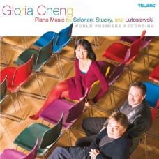 莎龍年、史塔基與盧托斯拉夫斯基現代鋼琴作品集   Piano Music on Salonen, Stucky, and Lutoslawsky (Gloria Cheng)