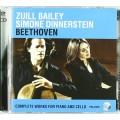 貝多芬大提琴奏鳴曲 全集(2CDs)