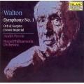 華爾頓:第1號交響曲∕《皇室后冠》∕《珠寶與王權》