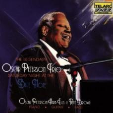爵士俱樂部傳奇名演Oscar Peterson Trio.Saturday Night At The Blue Note Peterson/Ellis/Brown/Durham紐約BlueNote