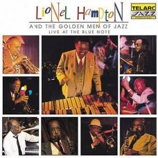 萊尼爾.漢普頓 / 爵士名家 藍調俱樂部現場演奏 Lionel Hampton and the Golden Men of Jazz Live at The Blue Note