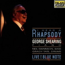 即興狂想George Shearing:I Hear a Rhapsody Live