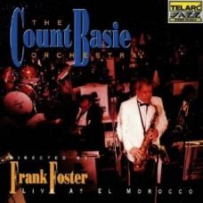 康特.貝西大樂團 The Count Basie Orchestra Live at El Morocco