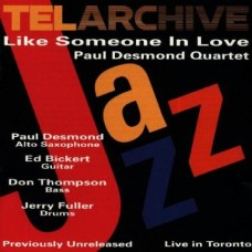 保羅‧戴斯蒙/ 就像戀愛中的人Paul Desmond Quartet / Like Someone of Love