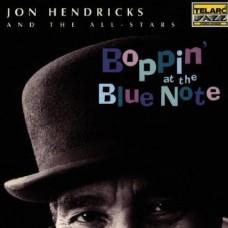 實況咆哮 Jon Hendricks & The All Atars  BlueNote