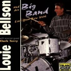 路易 ‧ 貝爾森 ∕ 紐約實況音樂會Louie Bellson And His Big Band. Live From New York