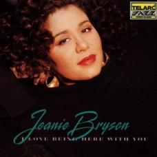 珍妮.布里森/ 我願與你為伴/ I Love being Here with You/ Bryson Jeanie