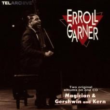 艾羅‧嘉納的琴藝,第二集Erroll Garner . Magician / Gershwin and Kern