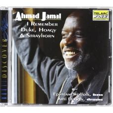 爵士憶情Ahmad Jamal / I Remember Duke, Hoagy & Strayhorn