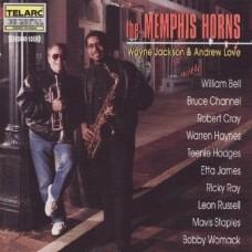 孟斐斯號角二人組與朋友們 The Memphis Horns Wayne Jackson & Andrew Love With Special Guests
