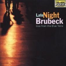 爵士鋼琴名家布魯貝克之夜Dave Brubeck:Late Night Brubeck