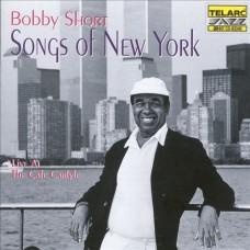 紐約之歌Bobby Short Songs Of New York.Live At The Cafe Carlyle