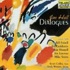 吉姆‧霍爾:爵士對話 Jim Hall: Dialogues