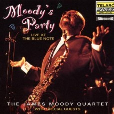 慕迪的爵士派對The James Moody Quartet Moody's Party