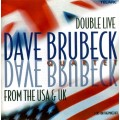 戴夫.布魯貝克四重奏  橫跨英美的演奏會實況專輯(2 CD單片價)Dave Brubeck : Double Live