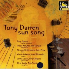 陽光之歌Tony Darren/ Sun Song